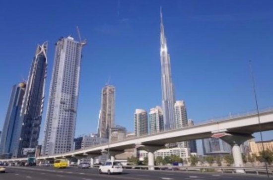 Dubai Half-Day City Tour with Burj...