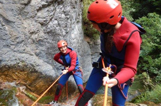Mount Olympus Canyoning Adventure