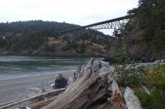 Private Deception Pass Bridge Island...