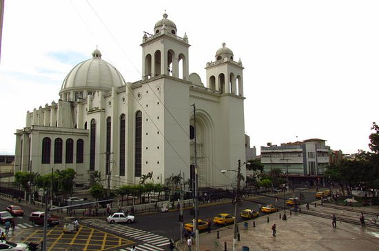 San Salvador City and Volcano Tour