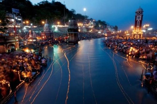 Private 2-Night Tour to Haridwar...