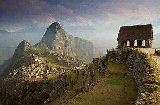 Machu Picchu på en dag från Cusco