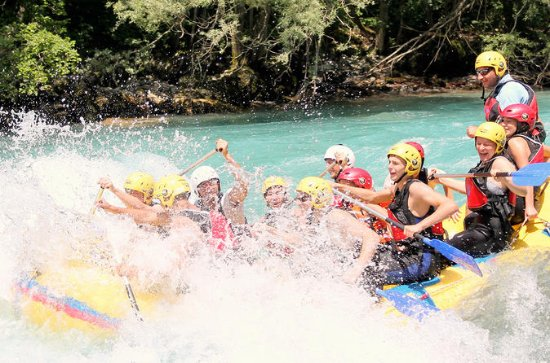 Full-day Tara River White Water ...