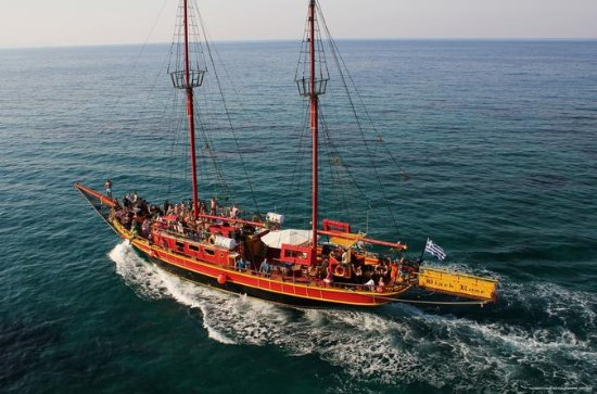5-hour Crete Pirate Ship Cruise...