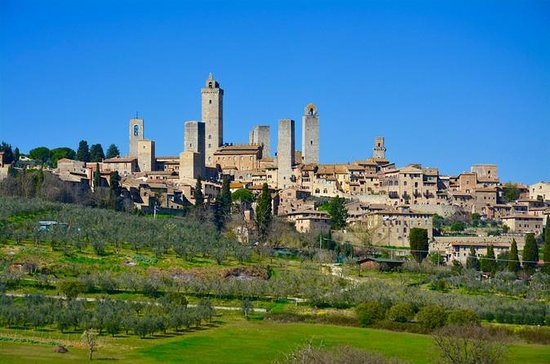 Private Tuscany Day Tour: San...