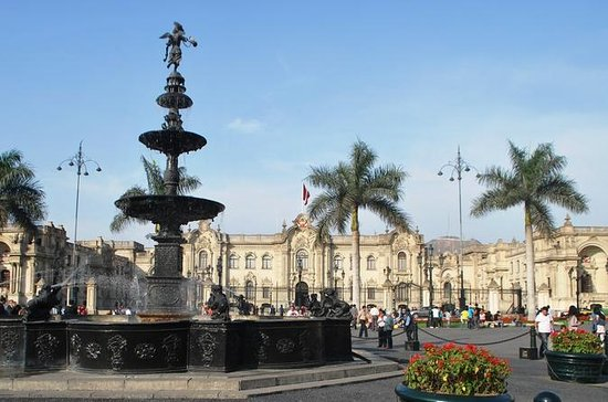 Private Tour: Historic Lima and Larco...