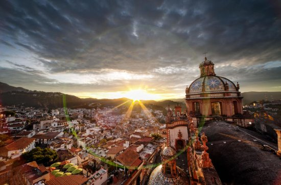 Cuernavaca and Taxco Private Tour...