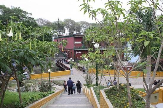 Private Tour: The Best of Barranco...