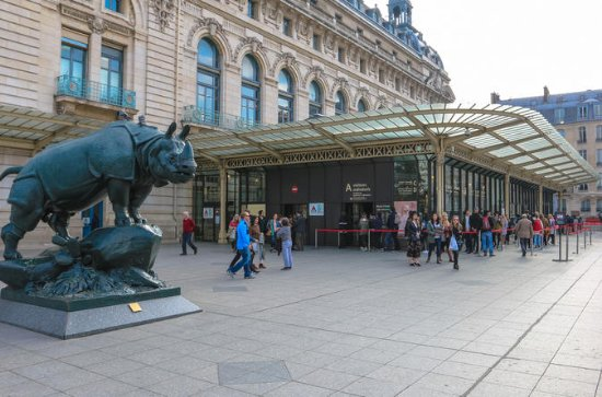 Musée d'Orsay Tour with Skip-the-Line Access