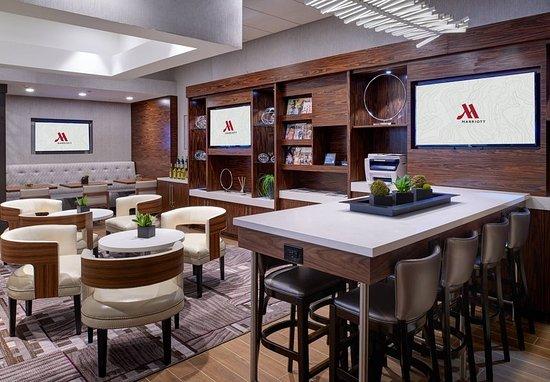 East Lansing, MI: Concierge Lounge