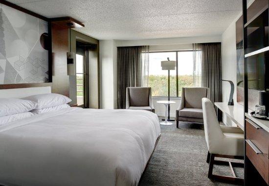 East Lansing, MI: Executive King Suite