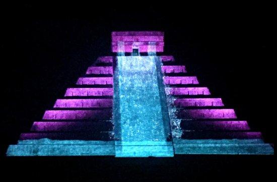 Chichén Itzá: Licht- und Sound-Show...