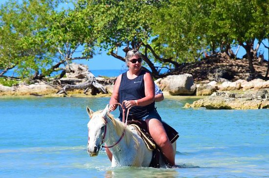 Guided 90-minute Negril Horseback...