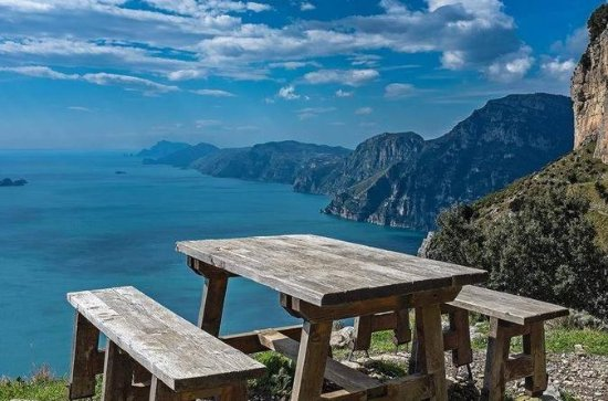 Hike the Path of the Gods: Amalfi