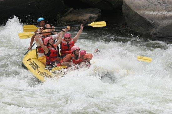 Excursão de Rafting de Meio Dia...