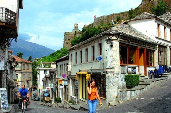 Private Tour: Gjirokastra and...