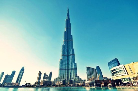 Private 5 Hour Dubai Tour with Burj...