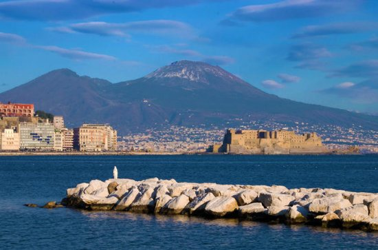 Tour a piedi di Napoli storica
