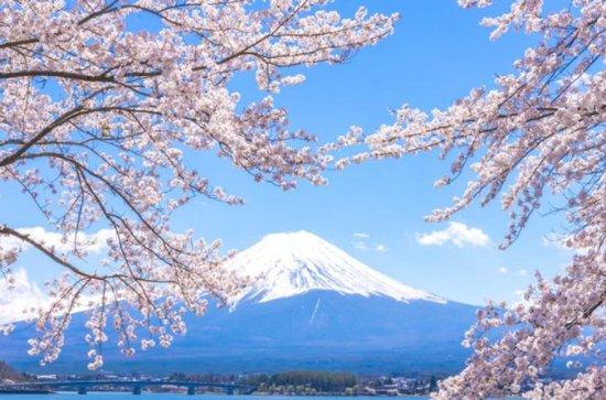 Mt. Fuji 5th Station, Lake Kawaguchi...