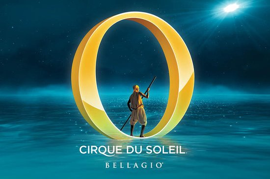 O by Cirque du Soleil with Dinner at Bellagio Las Vegas