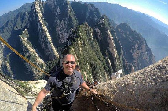 1 journée de visite de la montagne Hua