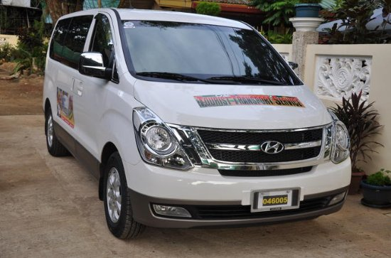 private arrival transfer from airport to hotel