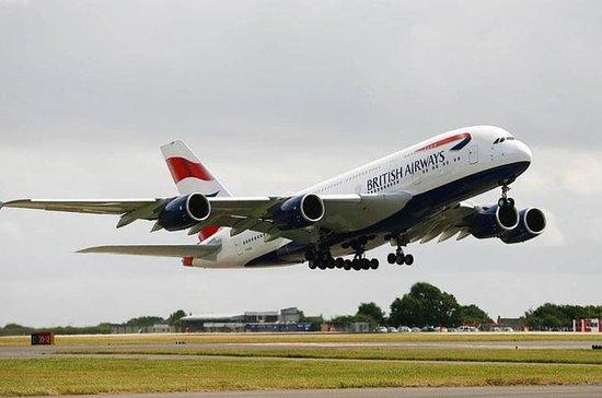 Private Edinburgh Transfer Airport to Hotel