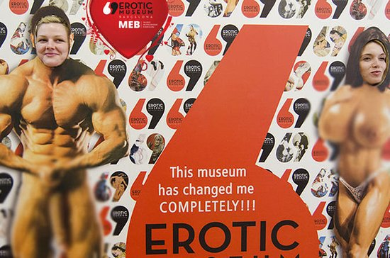 Erotic Museum Admission Ticket with...