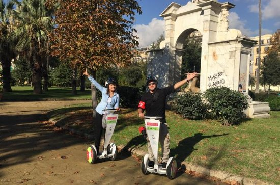 Private Naples 90 Minutes Segway Tour