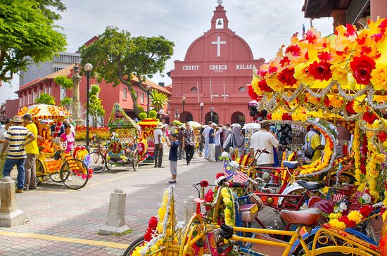 Guided Historical City Of Malacca Day...