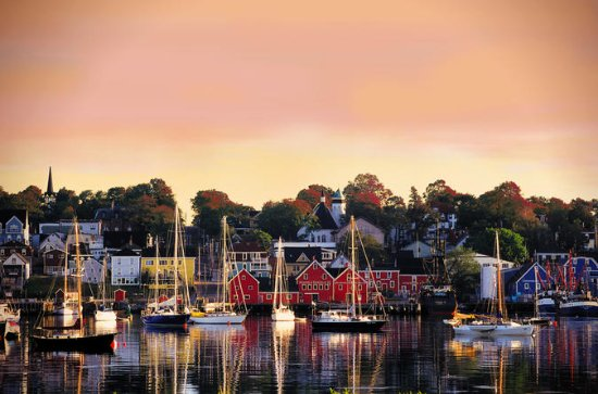 Nova Scotia South Shore Getaway