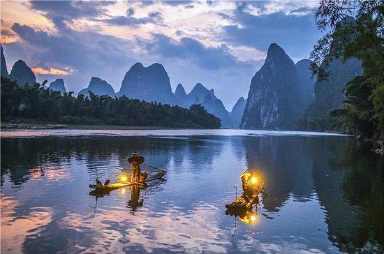 桂林川クルーズから陽朔一日ツアー