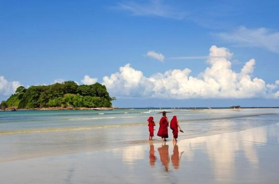 3-Day Ngwe Saung Beach Tour from Yangon including Hotel or Airport...