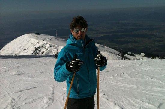Private Ski Lessons Slovenia
