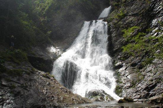Bridal Veil Falls Rachitele - 1 día...