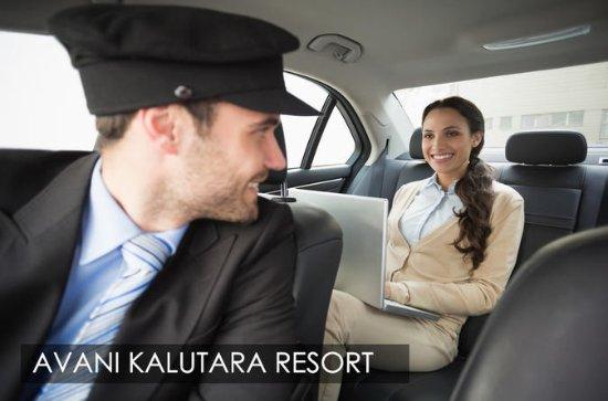 Colombo, Sri Lanka Airport (CMB) to AVANI Kalutara Resort, Kalutara