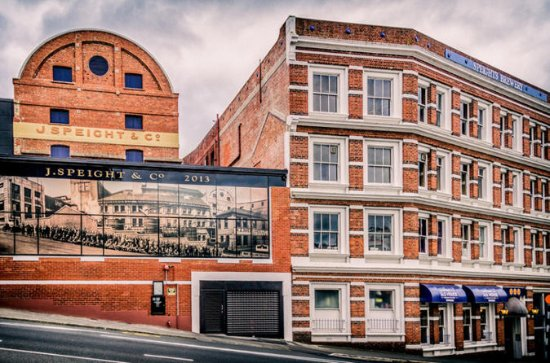 Speight's Brewery Small-Group Guided...