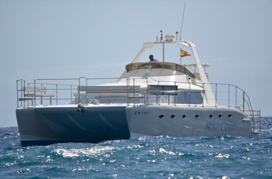 New Luxury Catamaran 3hr Sailing