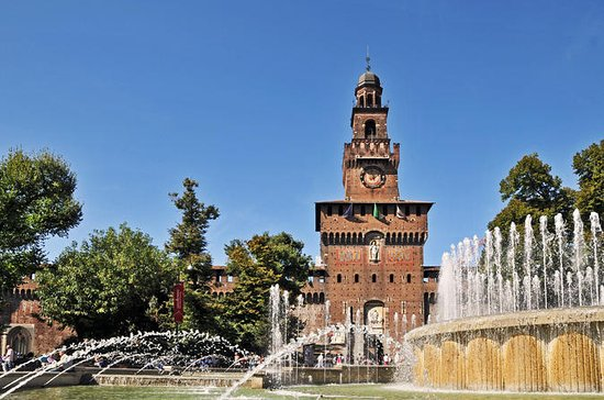 Milan Sightseeing Walking Tour for Kids and Families with Local Guide