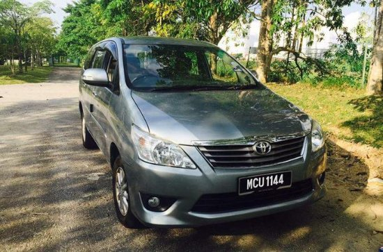 Private Transfer: Penang Island Private Transfer to or from Perak