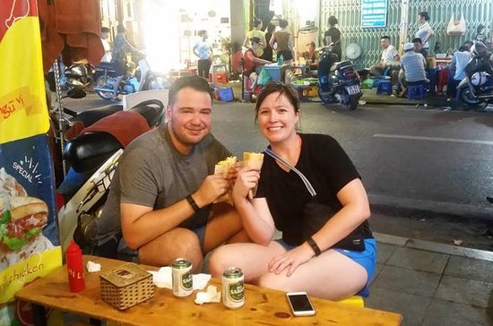 Private Hanoi Street Food Walking...