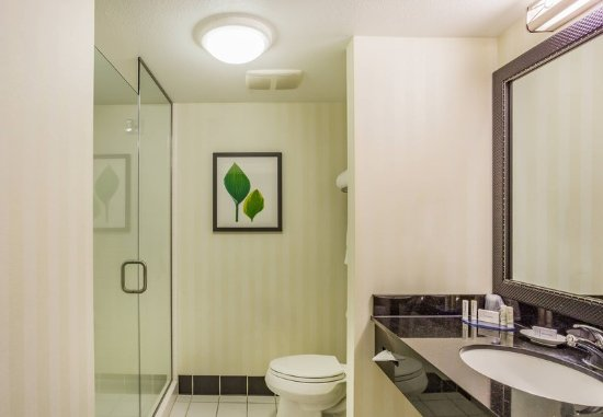 Turlock, Калифорния: Guest Bathroom