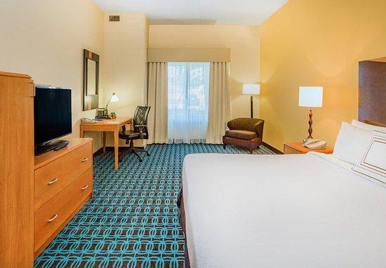 Turlock, CA: ADA King Guest Room