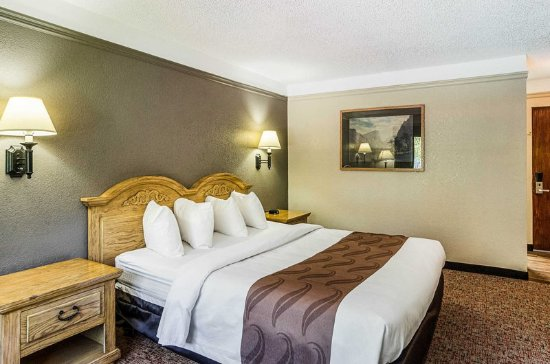 Buffalo, WY: Guest room with king bed(s)