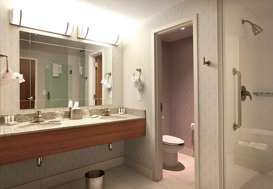 Athens, GA: King Suite Vanity