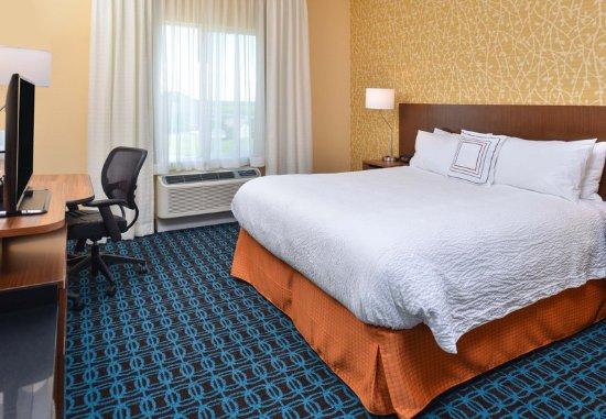 Woodland, Californie : King Guest Room