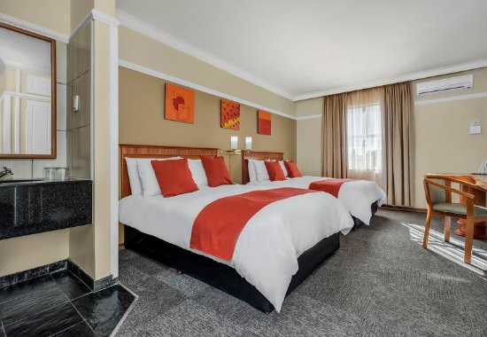 Klerksdorp, Zuid-Afrika: Standard Guest Room