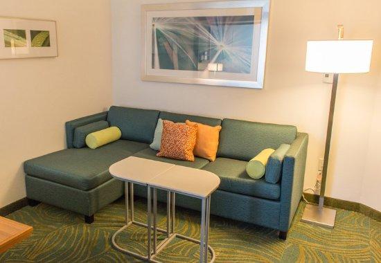 Sumter, SC: Suite Living Area