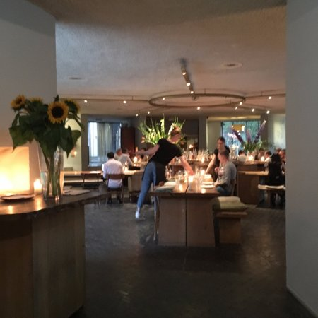 Restaurant As Amsterdam Zuidas Restaurant Reviews Phone Number - Restaurant-interior-design-at-wt-hotel-italy