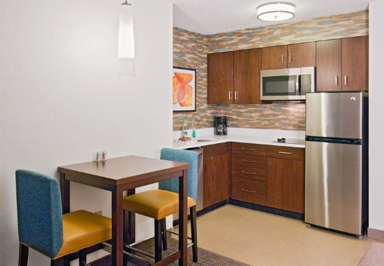 Lebanon, NH: Two-Bedroom Suite - Kitchen